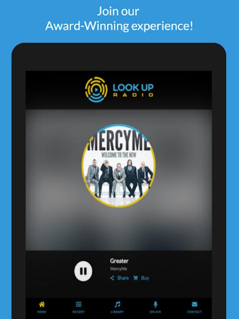 Look Up Radio screenshot 11