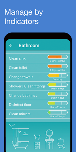 Tody - Smarter Cleaning screenshot 3