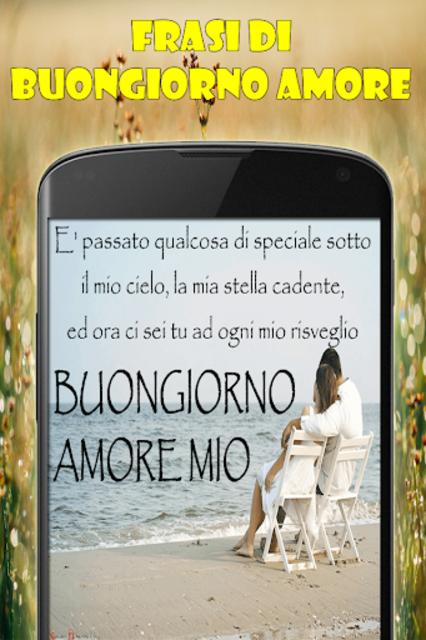 About Frasi Di Buongiorno Amore Con Immagini Google Play Version