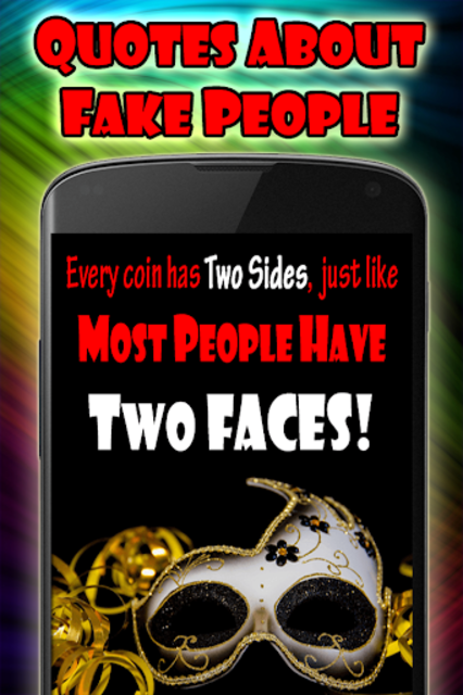Quotes about fake people screenshot 5