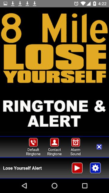 Eminem Lose Yourself Ringtone screenshot 3