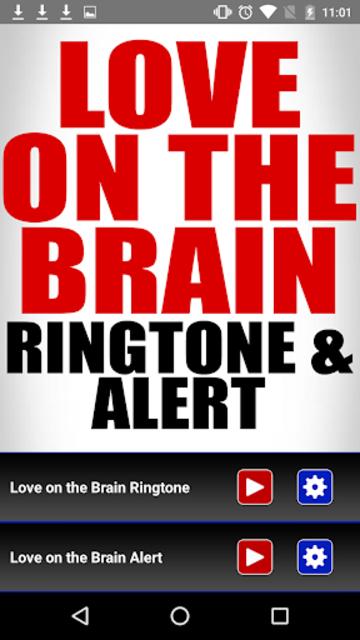 Love on the Brain Ringtone screenshot 2