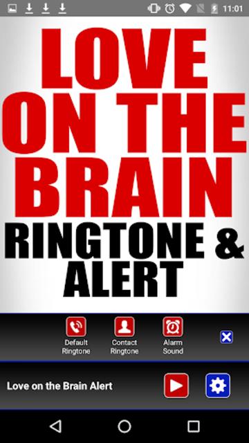 Love on the Brain Ringtone screenshot 3