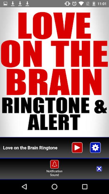 Love on the Brain Ringtone screenshot 4