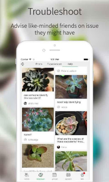 Green Fingers - the best gardening manage app screenshot 4