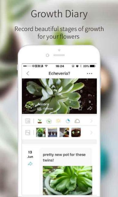 Green Fingers - the best gardening manage app screenshot 5