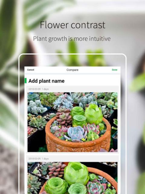 Green Fingers - the best gardening manage app screenshot 7