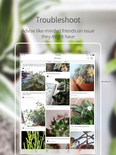 Green Fingers - the best gardening manage app screenshot 9