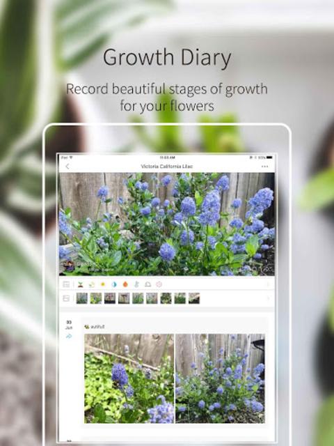 Green Fingers - the best gardening manage app screenshot 10