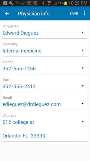 Medication List & Medical Records screenshot 6
