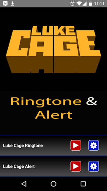 Luke Cage Ringtone and Alert screenshot 2