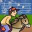 Flashnote Derby- music notes!