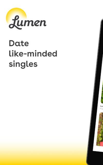Lumen - Over 50 Dating screenshot 11