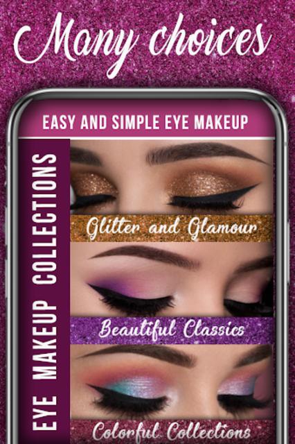 Eye Makeup Step By Step screenshot 1
