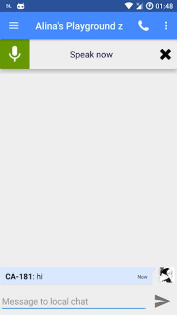 Lumiya Voice Plugin screenshot 1