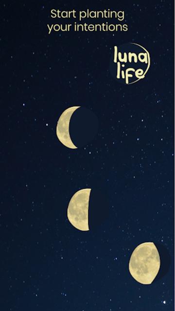 LunaLife App screenshot 1