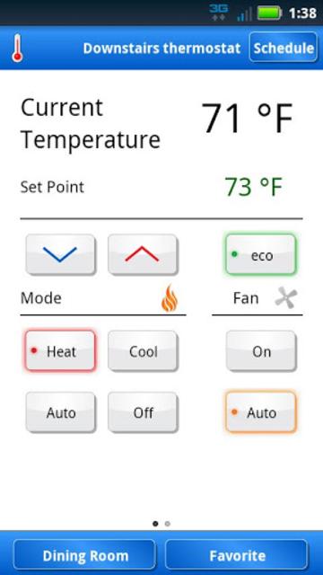 Lutron Home Control+ LEGACY screenshot 4