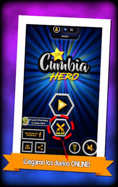 The Cumbia Hero screenshot 1