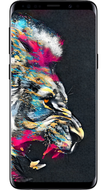 Galaxy S10 Wallpapers, 4k Amoled - Darknex Pro💎 screenshot 6