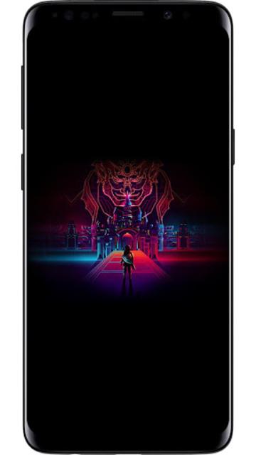 Galaxy S10 Wallpapers, 4k Amoled - Darknex Pro💎 screenshot 7