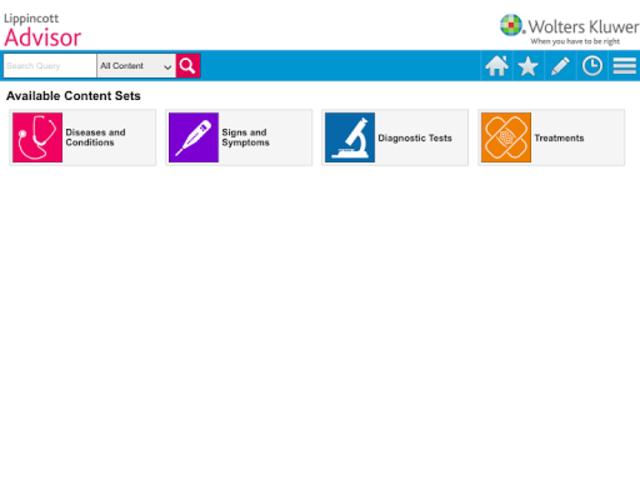 Lippincott Nursing Advisor screenshot 4