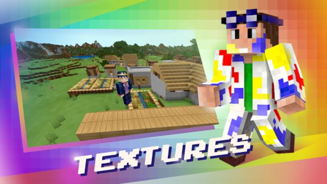 Minecraft Pe Screensho Superhero Statues – Emploiaude