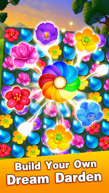Flower Legend screenshot 1