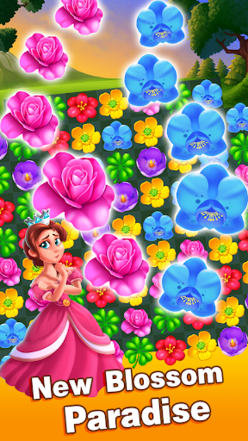Flower Legend screenshot 3