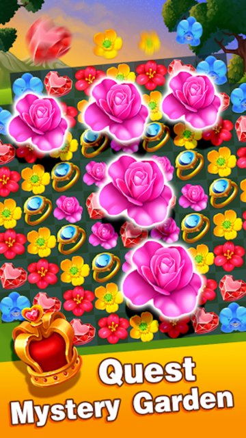 Flower Legend screenshot 4