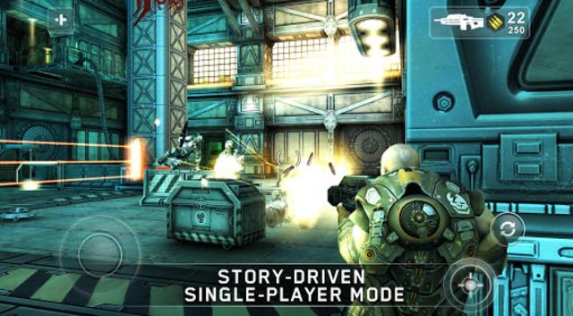 SHADOWGUN screenshot 10