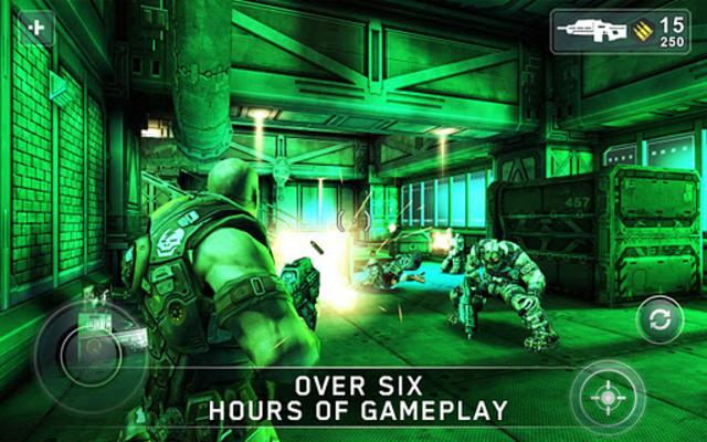 SHADOWGUN screenshot 3