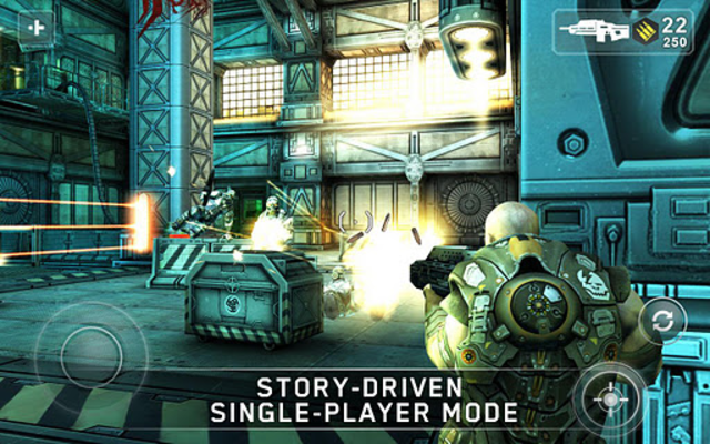 SHADOWGUN screenshot 4