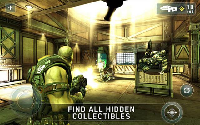 SHADOWGUN screenshot 5