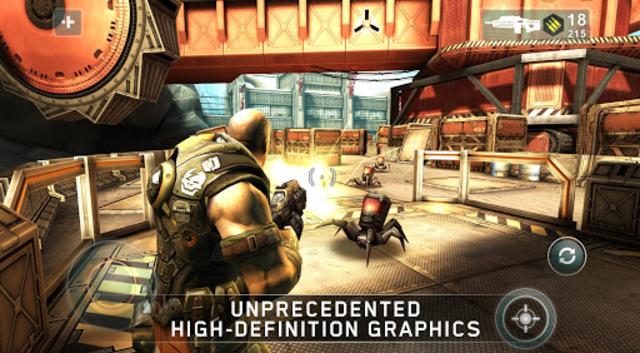SHADOWGUN screenshot 14