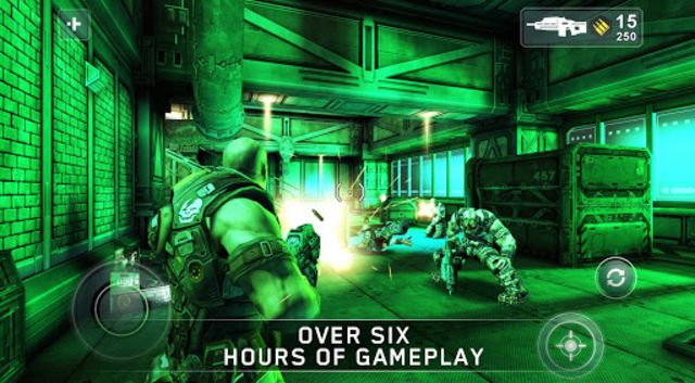 SHADOWGUN screenshot 15