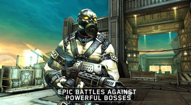SHADOWGUN screenshot 18
