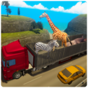 Icon for Zoo Animal Transport Truck