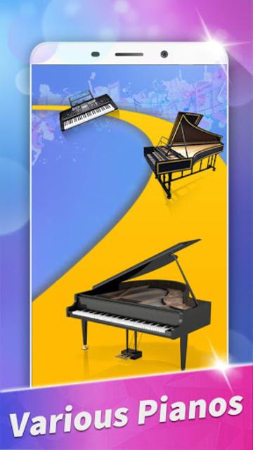 Magic Music Tiles - Tap Tap Piano screenshot 14