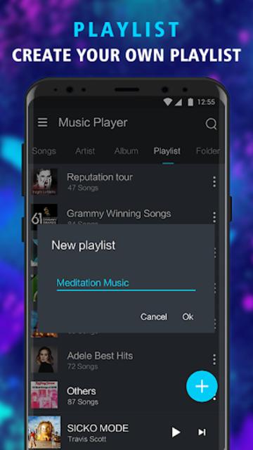 Music Player - Offline Music, MP3 Player screenshot 4