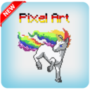 Icon for Pixel Color by Number - pixel Art