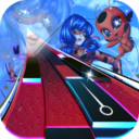 Icon for Magic Miraculous's Piano Ladybug Game