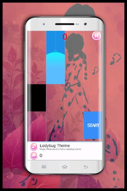 Magic Miraculous's Piano Ladybug Game screenshot 3