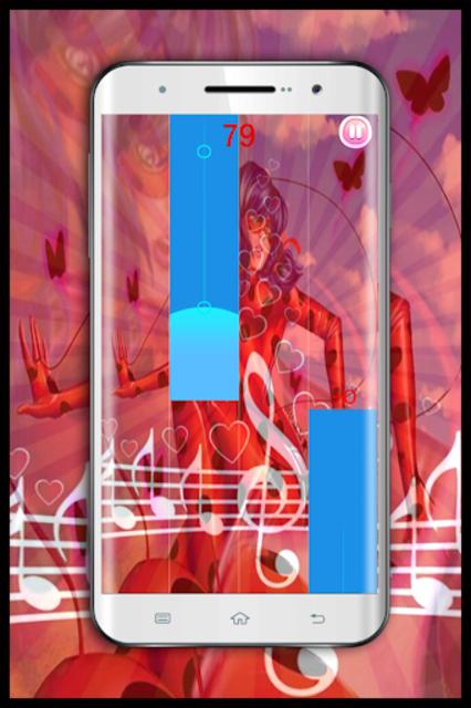 Magic Miraculous's Piano Ladybug Game screenshot 4