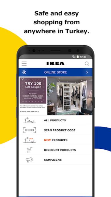IKEA Mobile screenshot 1