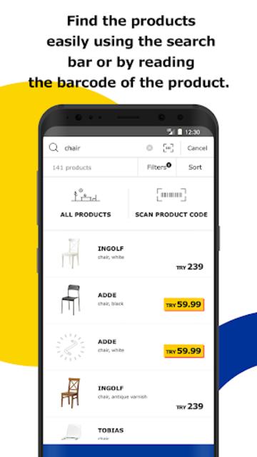 IKEA Mobile screenshot 3