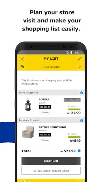 IKEA Mobile screenshot 4