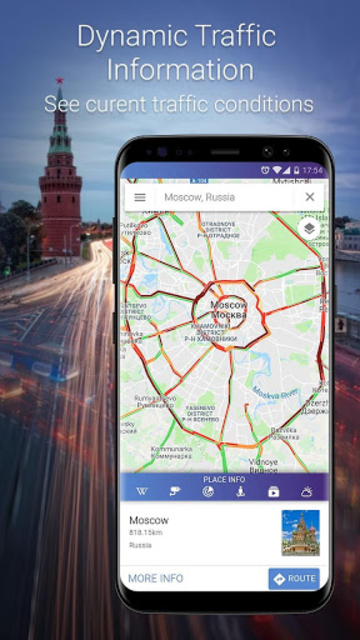 Maps & GPS Navigation: Find your route easily! screenshot 5