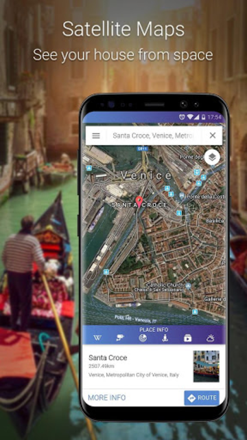 Maps & GPS Navigation: Find your route easily! screenshot 6
