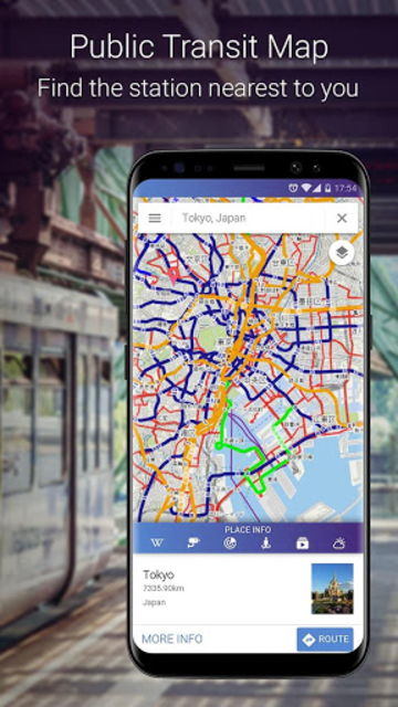 Maps & GPS Navigation: Find your route easily! screenshot 7