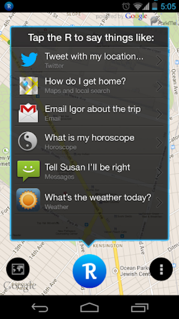 Robin - AI Voice Assistant screenshot 8